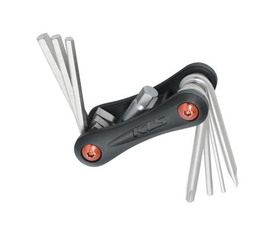 Multiklíč KLS STINGER 8