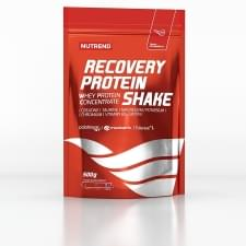 Nutrend recovery protein shake 500g jahoda