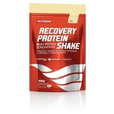 Nutrend recovery protein shake 500g vanilka