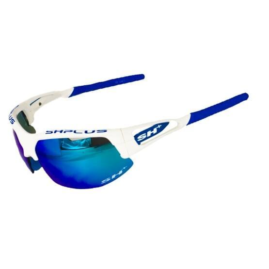 Brýle SH+ RG-4750 White-Revo Laser Blue