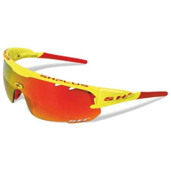 Brýle SH+ RG-4800 REACTIVE PRO YELLOW/RED