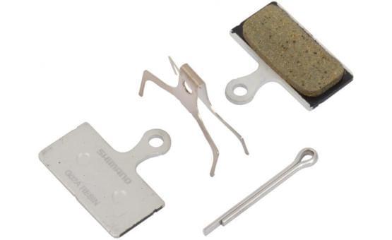 Brzdové destičky Shimano G03A polymerové s pružinkou