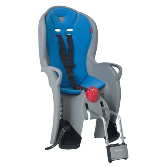 Dětská sedačka Hamax Sleepy světle šedá/modrá