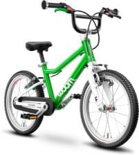 "Dětské kolo Woom 3 green 16"" 2021"