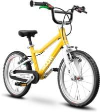 """Dětské kolo Woom 3 sunny yellow 16"""" 2021"""